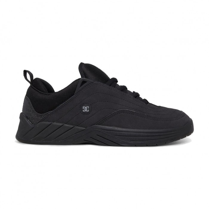 DC Shoes Williams Slim Black Battleship Lime Skate Shoes