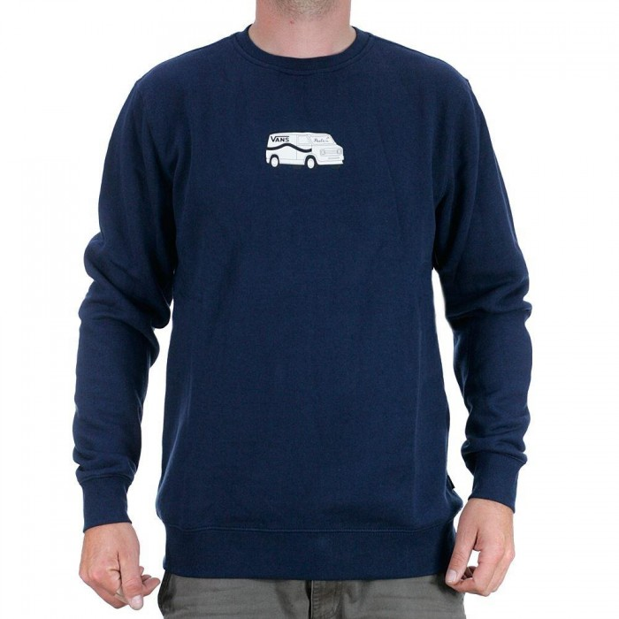 Vans x Peels Crewneck Sweatshirt Dress Blues