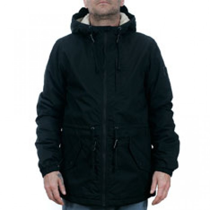 Element Stark Jacket Flint Black