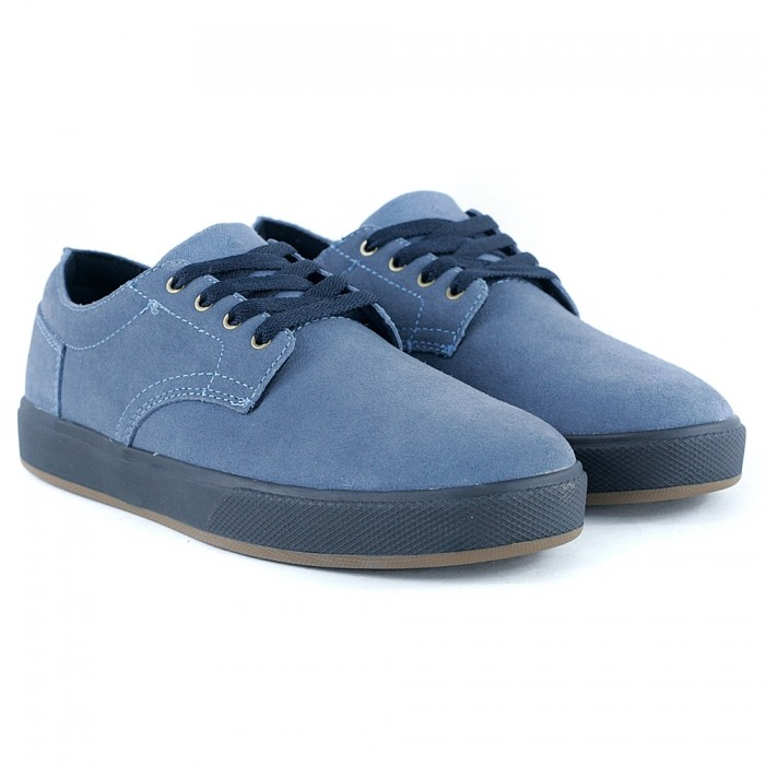 Emerica Footwear Spanky G6 Blue Navy Skate Shoes