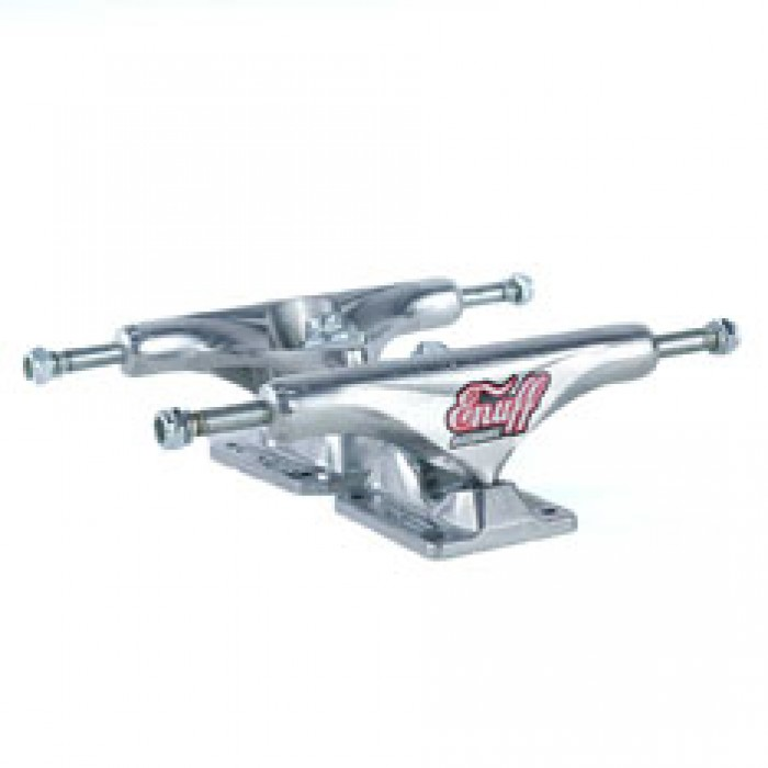 Enuff Decade Pro Skateboard Trucks Polished 129mm