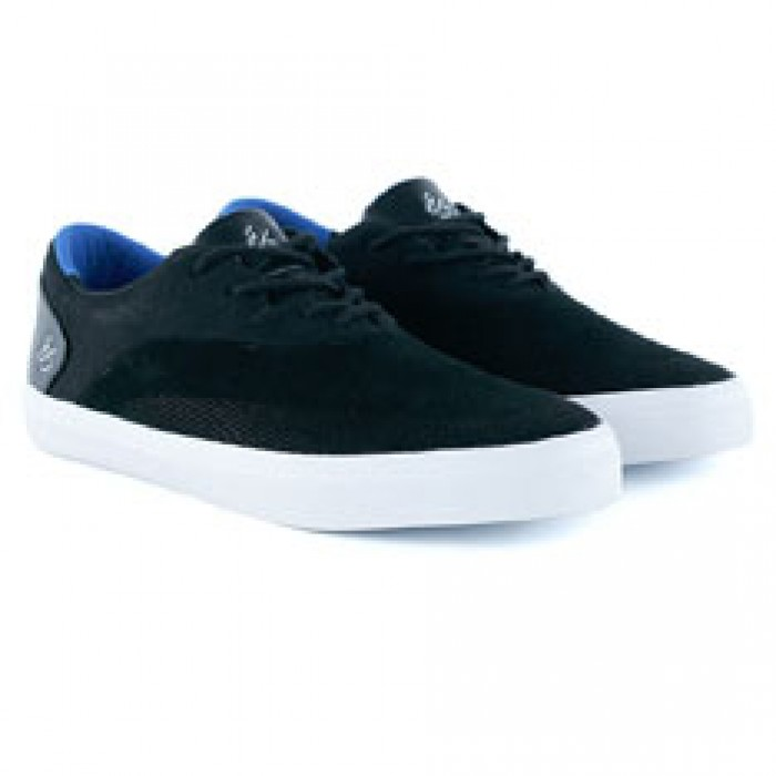 Es Footwear Arc Black Skate Shoes