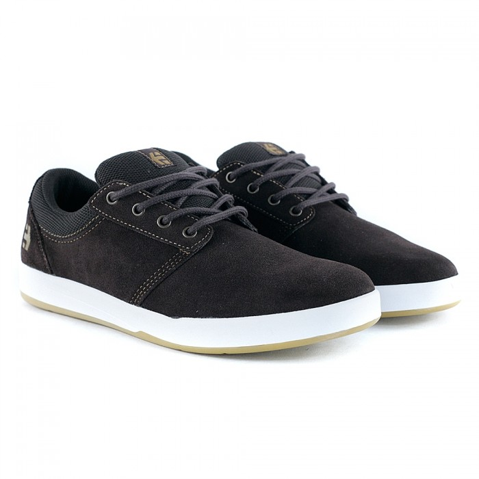 Etnies Footwear Score Brown White Gum Skate Shoes