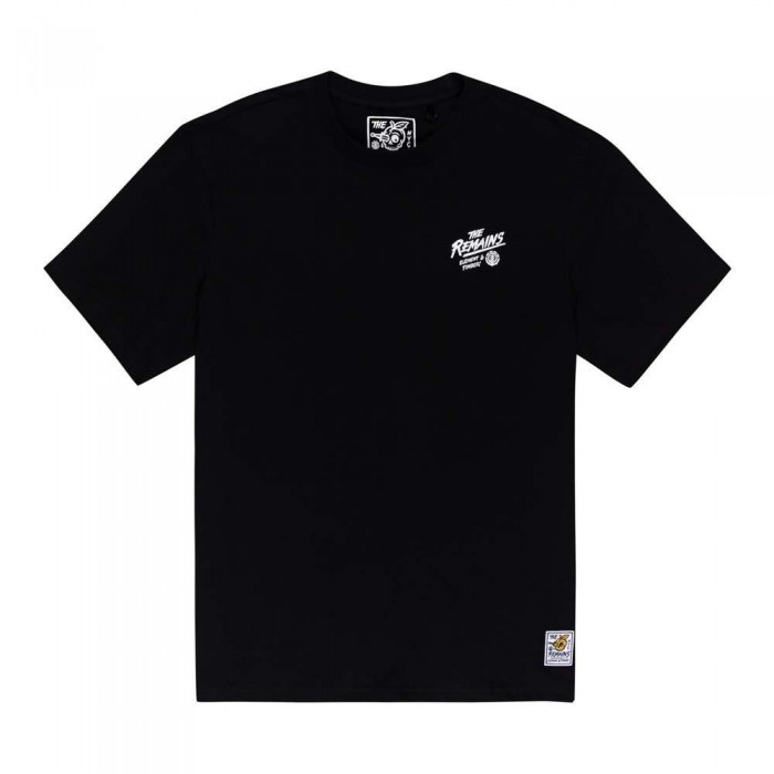 Element Liberty Short Sleeve T-Shirt Flint Black
