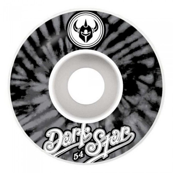 Darkstar Insignia Skateboard Wheels Silver 54mm