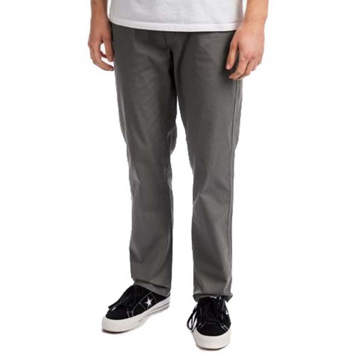 Element Sawyer Chino Pants Gargoyle Grey
