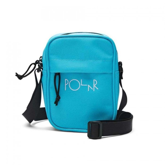 Polar Skate Co Cordura Mini Dealer Shoulder Stash Bag Aqua