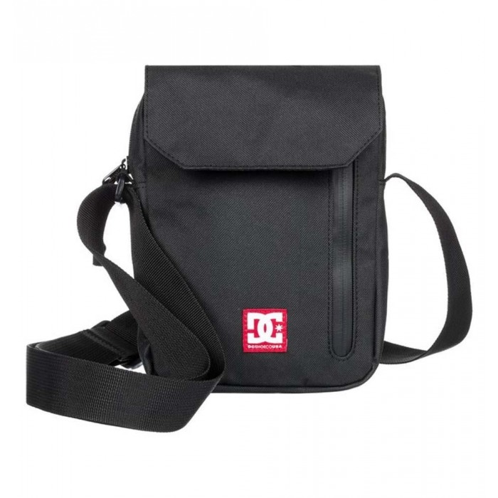 DC Shoes Starcher Shoulder Bag Black