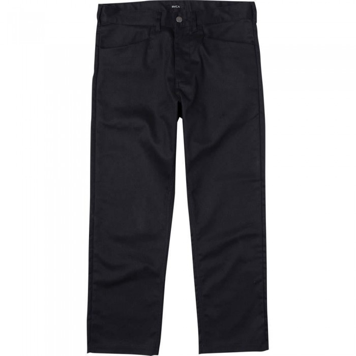 RVCA New Dawn Pressed Chino Pants Black