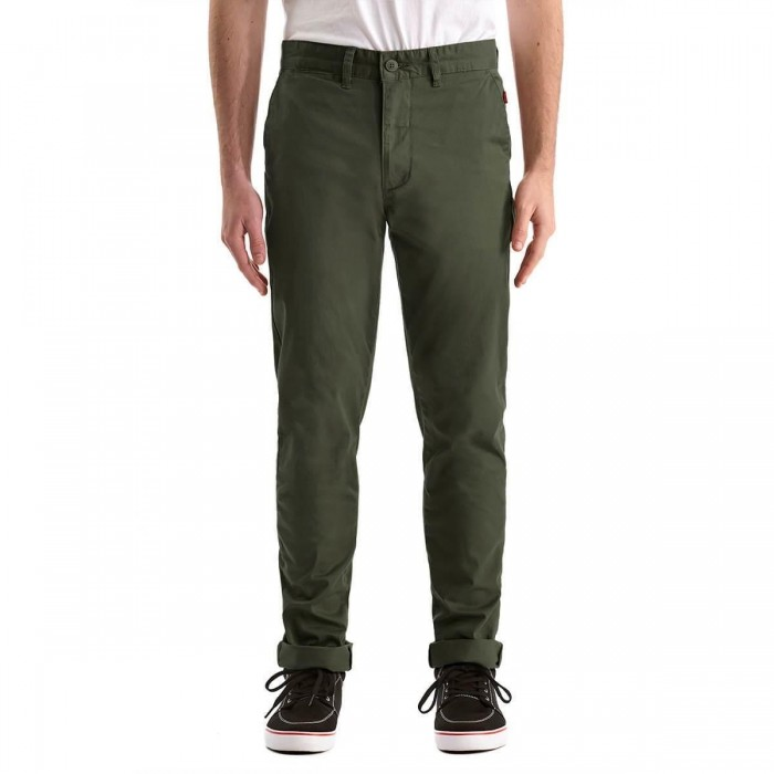Globe Goodstock Chino Pants Slim Fit Cadet Green