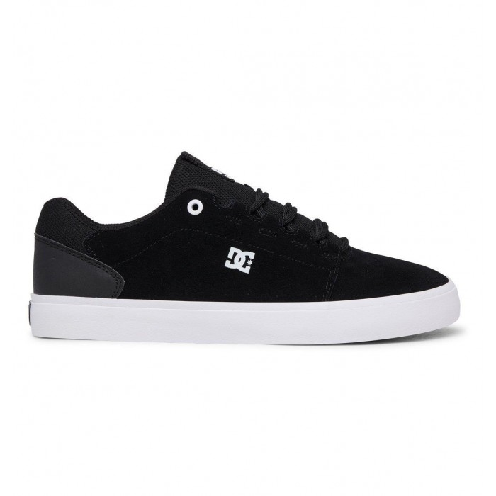 DC Shoe Co Hyde M Black Black White Skate Shoes