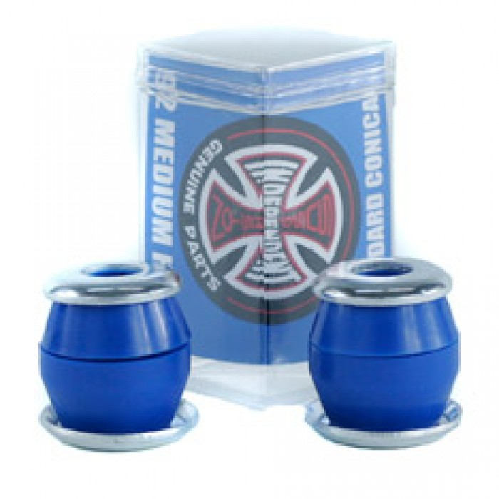 Independent Truck Bushings Standard Conical Medium Hard 92 Blue