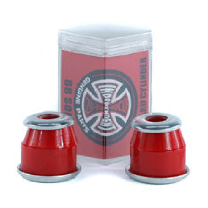 Independent Truck Bushings Standard Cylinder Soft 88 Red