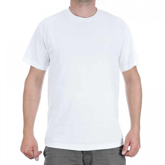 Jetlag Brothers Oneness Eye T-Shirt White