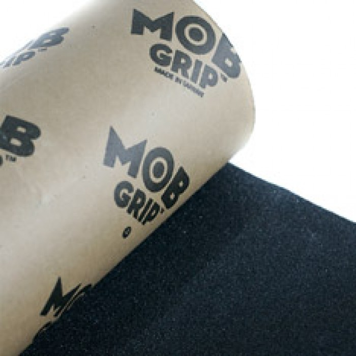 MOB Skateboard Griptape Black 9""