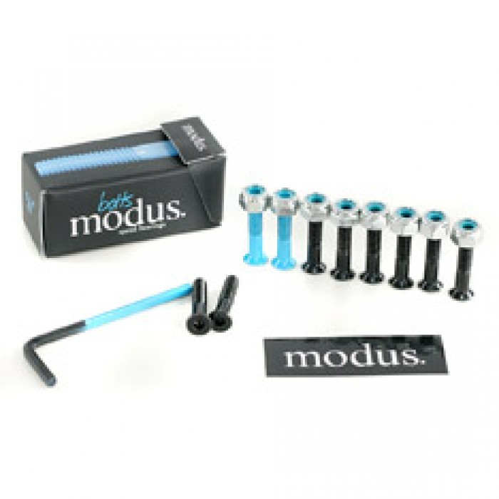 Modus Allen Key Skateboard Bolts 1 1/2""