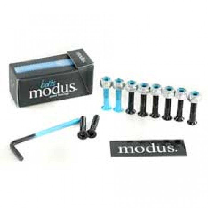Modus Allen Key Skateboard Bolts 1 1/4""