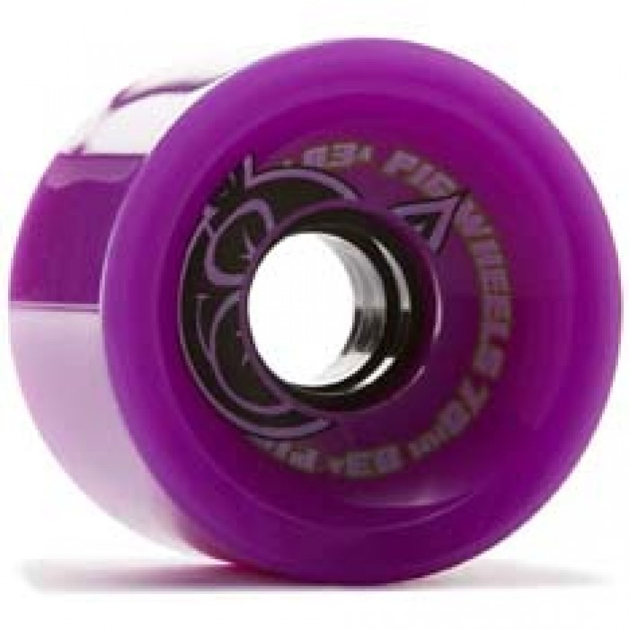Pig Voyager Cruiser Skateboard Wheels Purple 70mm