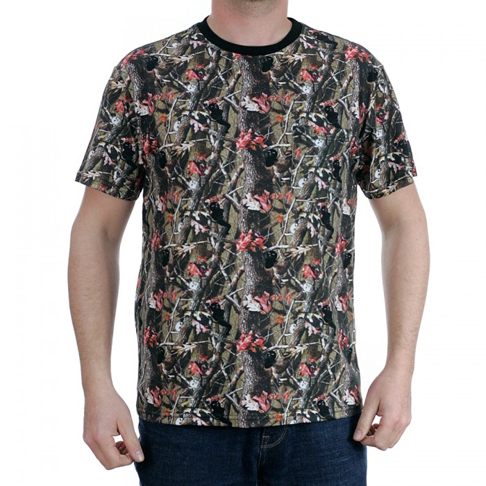 Rip N Dip Nerm And Germ Tree Camo Pocket T-Shirt Multi