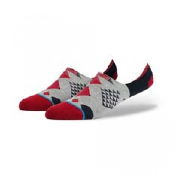 Stance Socks Hilands Red