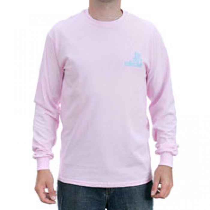 Story Collective Coop Longsleeved T-Shirt Pink