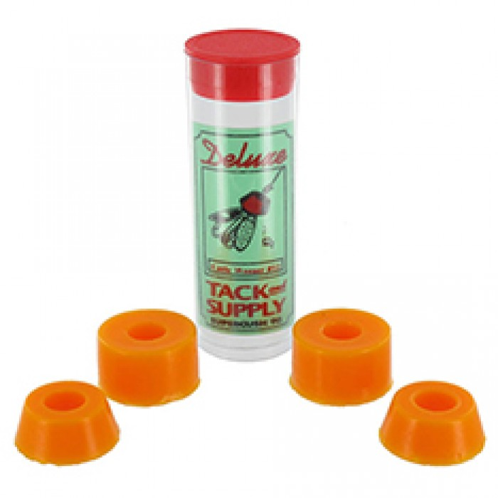 Supercush Skateboard Bushings Orange 90a