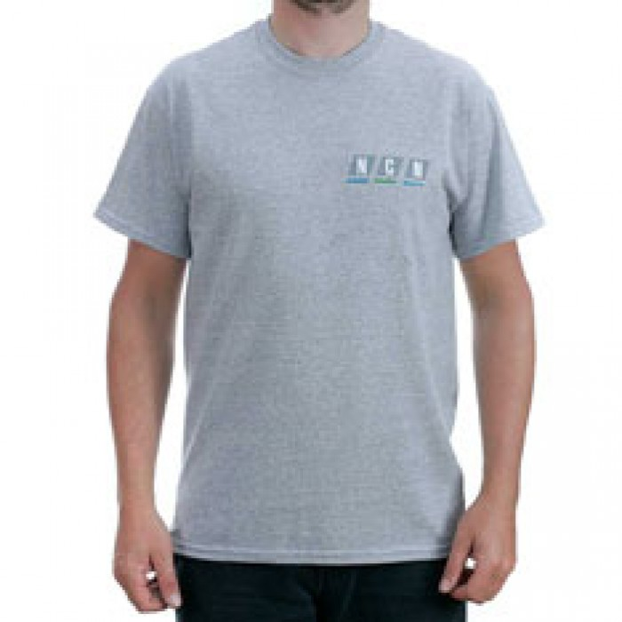 The No Comply Network Femi By Sophia Bennett T-Shirt Grey