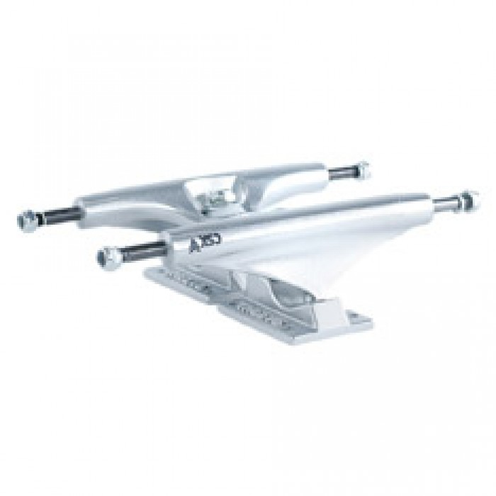 Theeve CSX V3 Skateboard Trucks Raw Raw 6.50""