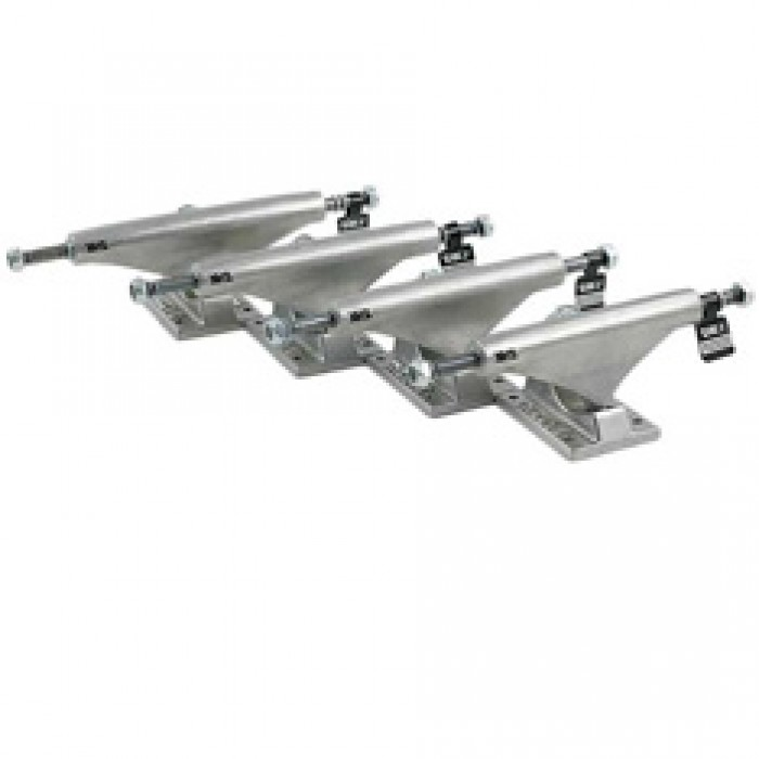Theeve Tiax V2 Raw Skateboard Trucks