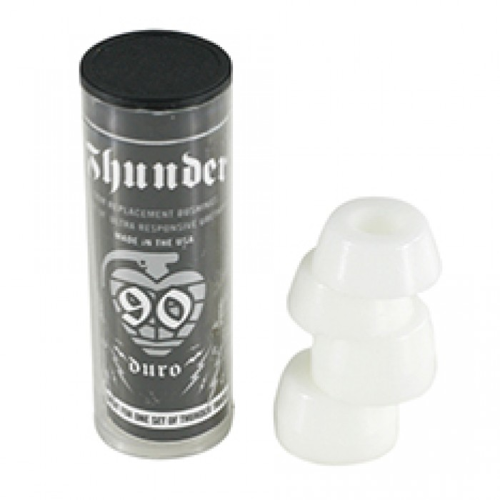 Thunder Skateboard Bushings White 90d