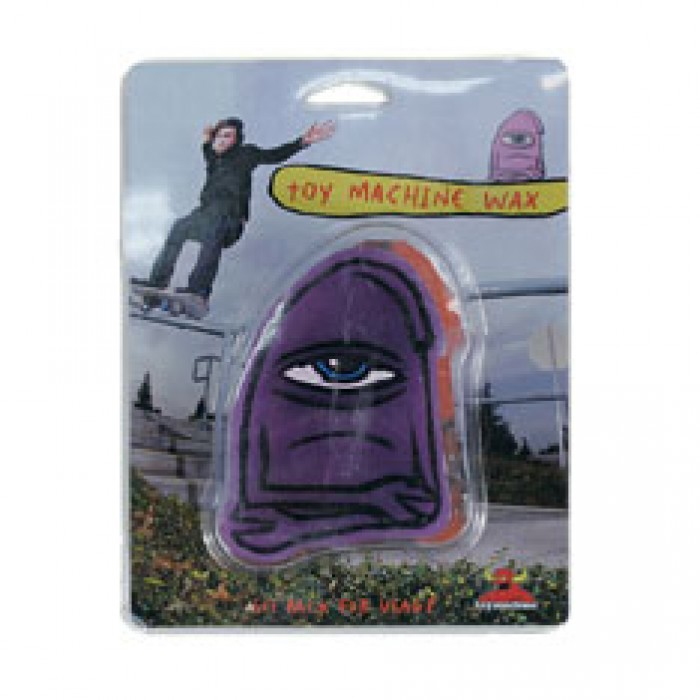 Toy Machine Skateboard Wax Purple