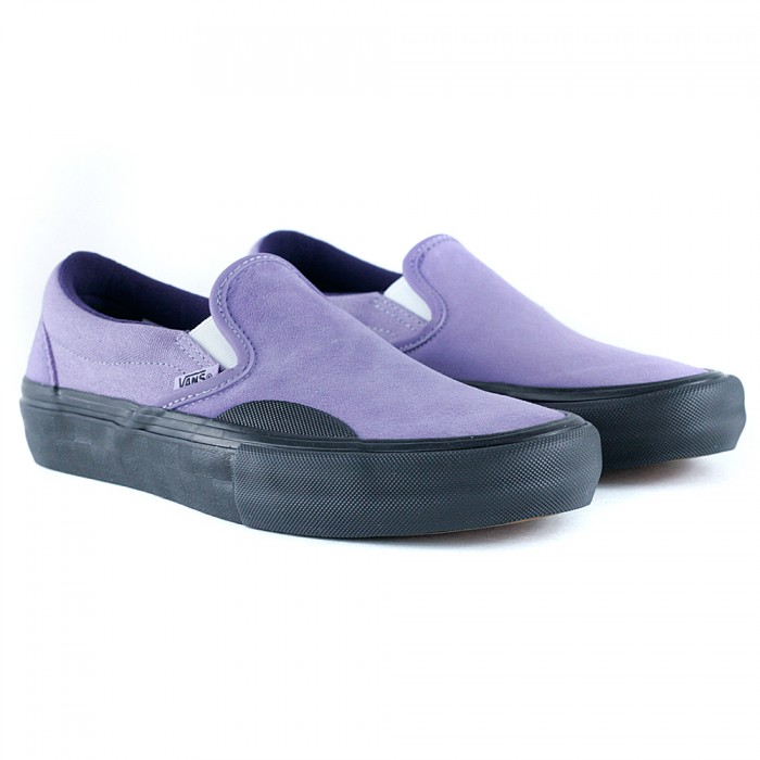 Vans Slip On Pro Lizzie Armanto Daybreak Black Skate Shoes