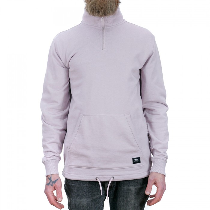 Vans Versa Quarter Zip DX Sweatshirt Violet Ice
