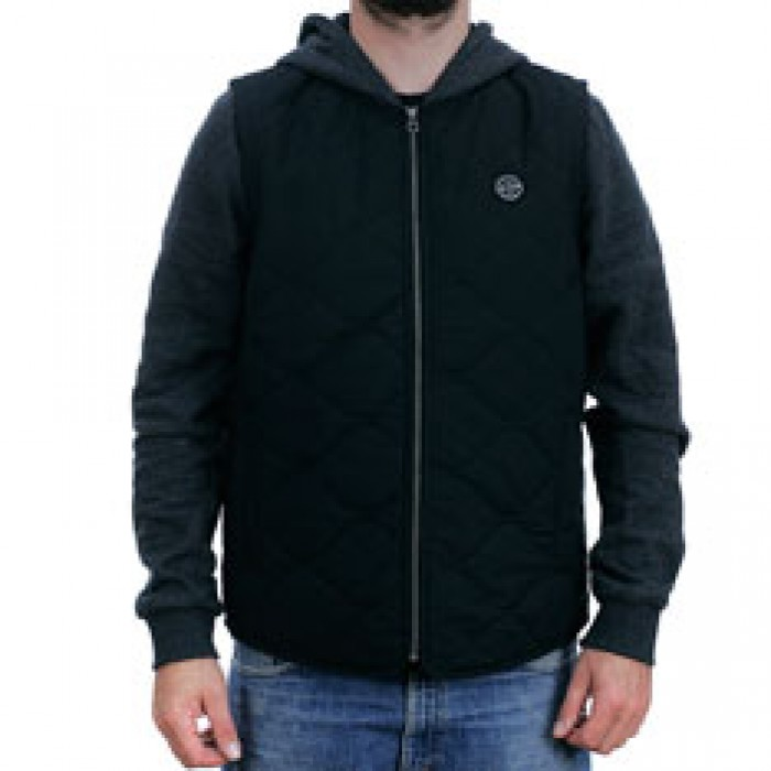 Volcom Buster Puffer Jacket Black