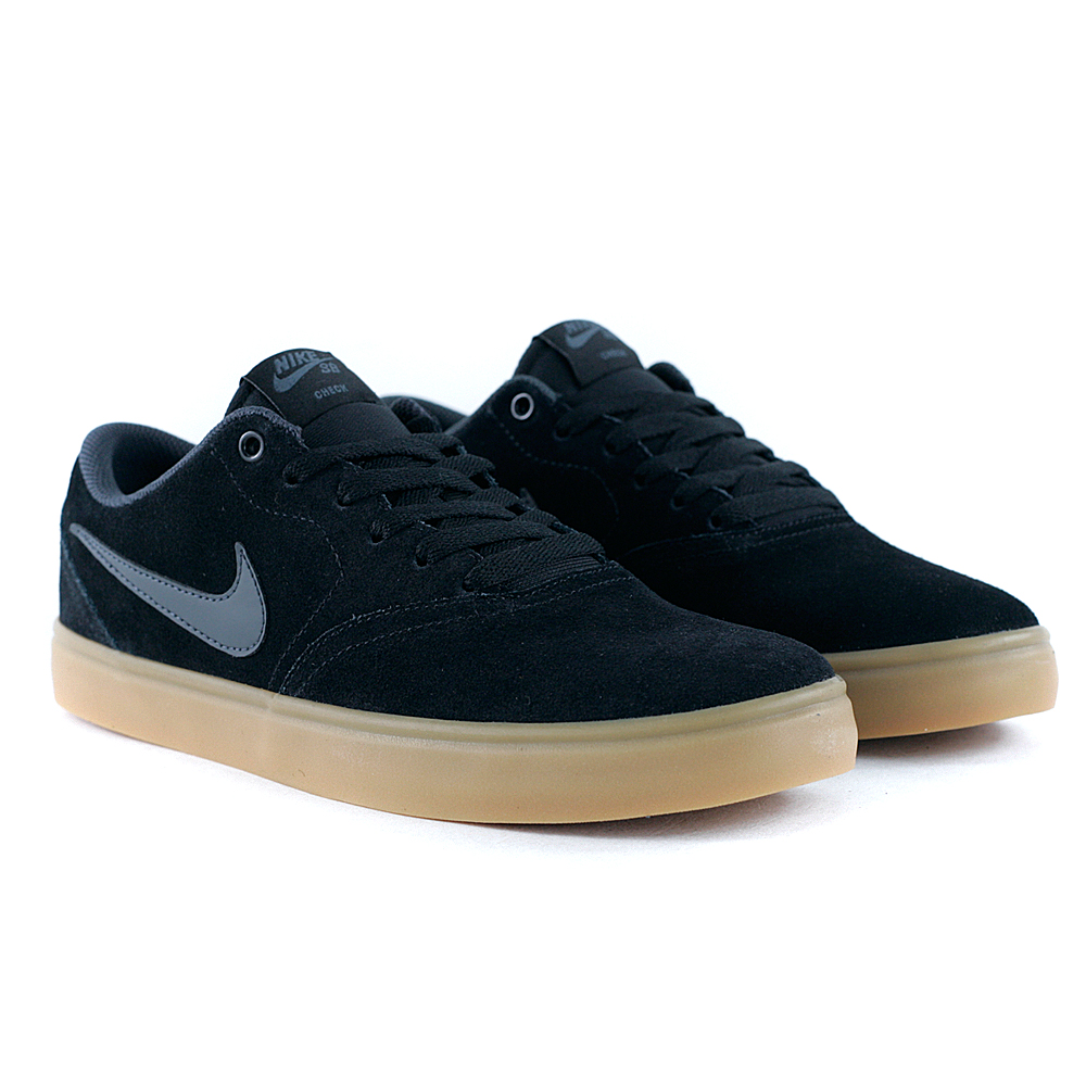 cac3af5f054b Nike Sb Check Solar Black Anthracite Gum 2018 at Black Sheep Skateboard Shop