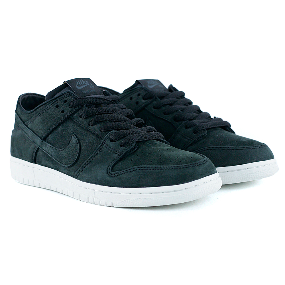 more photos 1038f e57b0 Nike Sb Dunk Low Pro Deconstructed Black Summit White Anthracite Skate Shoes  at Black Sheep Skateboard Shop