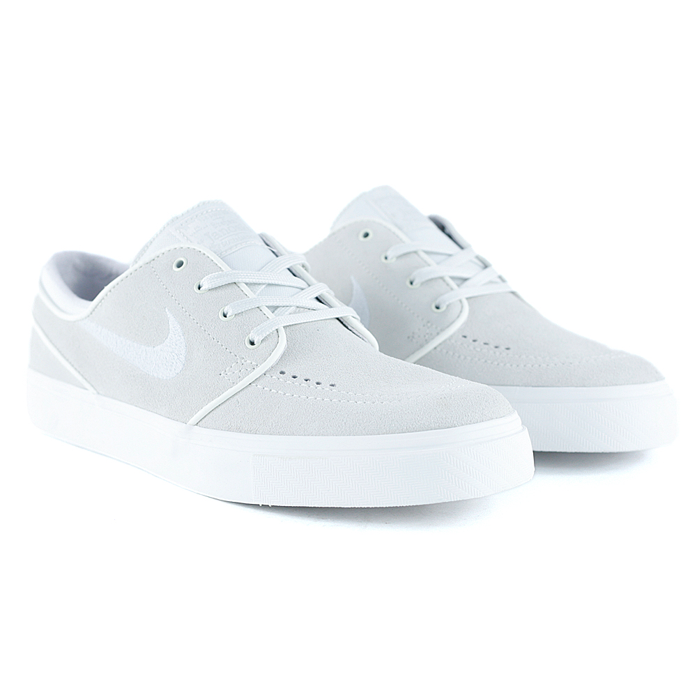 big sale 397ee d4d92 Nike Sb Janoski Summit White Vast Grey at Black Sheep Skateboard Shop