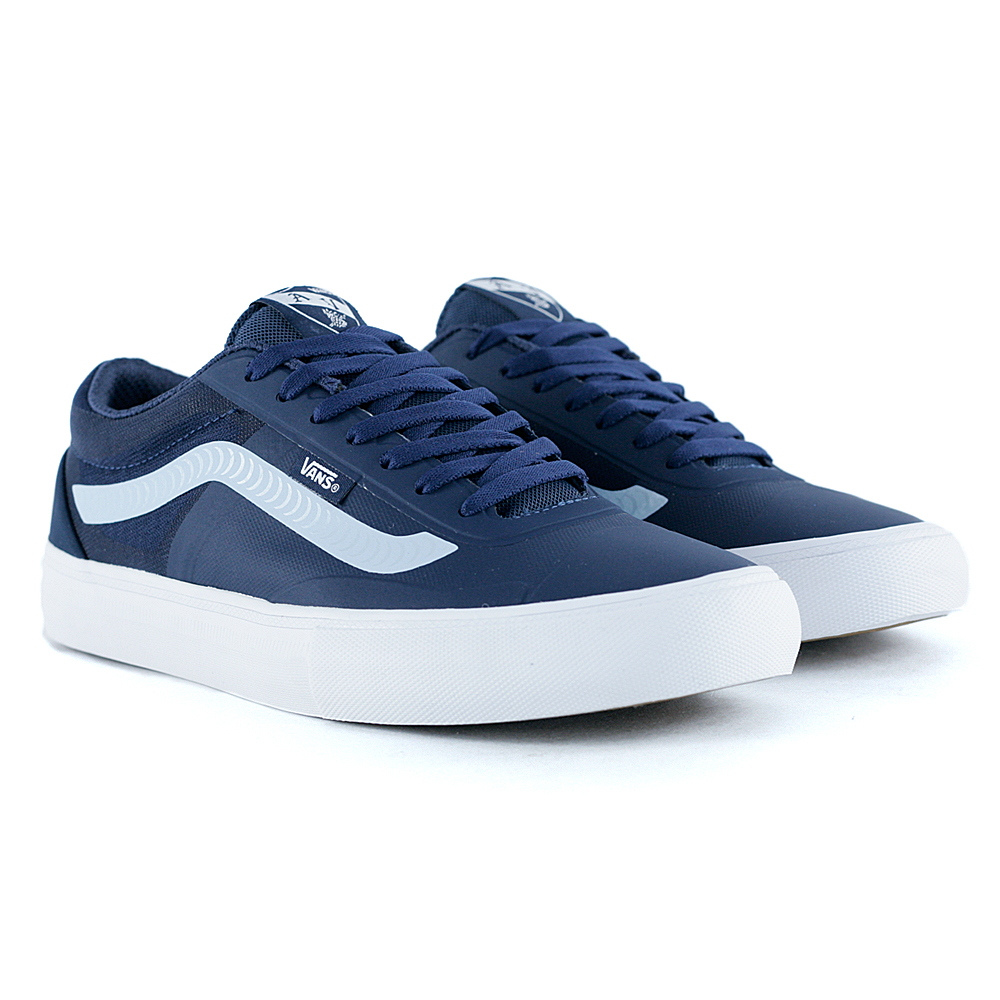 95af5d7de8 Vans x Spitfire AV Rapidweld Pro Dark Navy White Skate Shoes at Black Sheep  Skateboard Shop