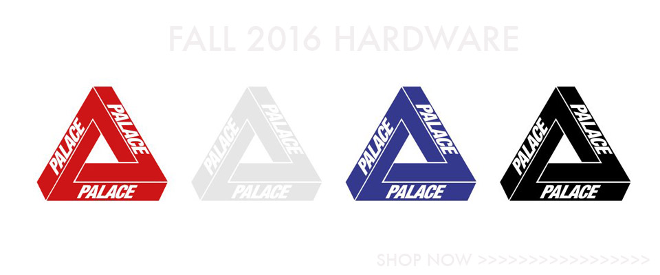 'Palace skateboards fall 2016 in stock now