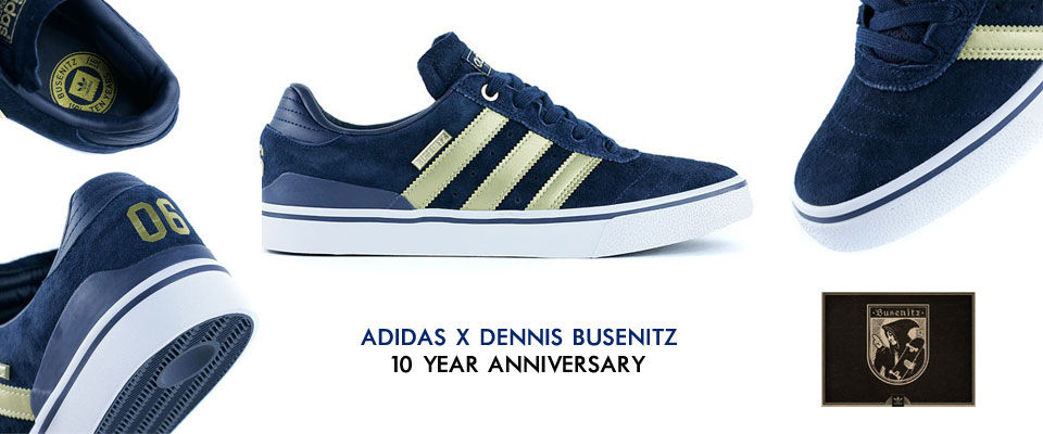 'Adidas 10 years of Busenitz at Black Sheep, Manchester's favourite Skateboard Shop