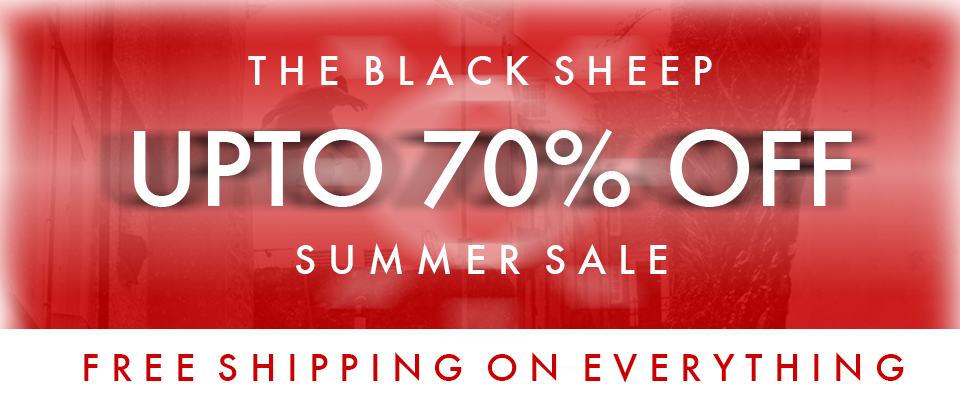 'Huge Summer Sale at Black Sheep Skateboard Store Manchester