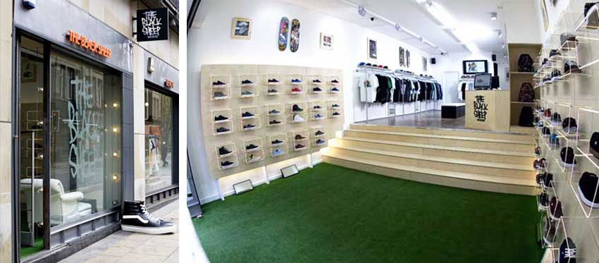 Skate clothing store Cheap clothing stores