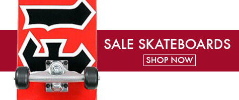Sale skateboards at Black Sheep