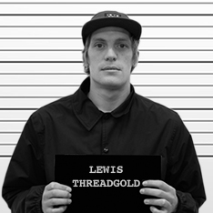 Lewis Threadgold Black Sheep Skateboard Shop